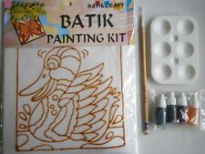 Fun-to-do Batik dipinto KIT (Anatra) da BATIK CRAFT Malaysia