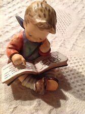 """Goebel hummel figurine #415 """"Thoughtful"""" with Bee Mark !"""