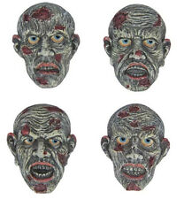 ZOMBIE HEAD MAGNET (ASSORTED)