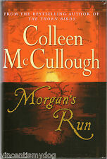 Morgan's Run by Colleen McCullough (BCA edition hardback, 2000)