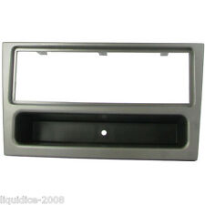 CT24VX09 VAUXHALL OPEL VECTRA 2002 to 2008 CHARCOAL METALLIC SINGLE DIN FASCIA