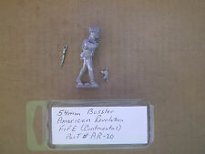 1/35 scale  ( 54mm )  Bussler Miniatures American Revolution Continental Fife