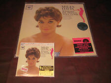 MILES DAVIS MY PRINCE WILL COME JAPAN REPLICA LP LIMITED OBI CD + 180 GRAM VINYL