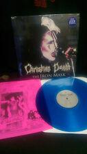 Christian Death The Iron Mask Vinyl Rozz Williams Death Rock Goth Romeo's