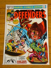 DEFENDERS #90 VOL1 MARVEL COMICS DAREDEVIL APPS DECEMBER 1980