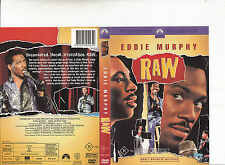 Raw-1987-Eddie Murphy-Movie-DVD