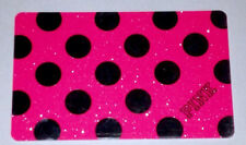 Victoria's Secret PINK Mirror Polk-a-dot VS Gift Card Collectible NO CASH VALUE