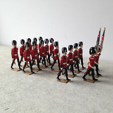 HIRIART TOY SOLDIERS: THE ROYAL WELSH FUSILIERS COLOUR PARTY