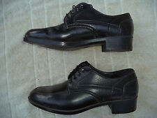 MADE IN U.S.A. BLACK SHOES MEN'S SIZE 7 D