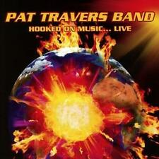 Travers,Pat Band - Hooked on Music...Live - CD NEU
