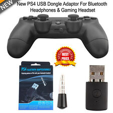 NEW USB 2.0 Bluetooth Dongle Wireless Adapter for PS4 PlayStation Games Headset