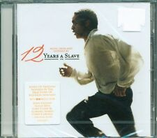 12 Years A Slave/Anni Schiavo Ost John Legend/Alicia Keys/Alabama Shakes Cd New