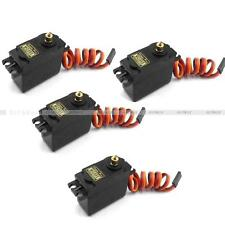 4PCS RC Servo MG995 Metal Gear High Speed Torque of Airplane Helicopter Car Boat
