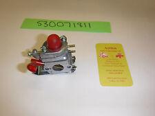 FITS FOR OEM CRAFTSMAN POULAN WEEDEATER CARBURETOR 530071811 ZAMA W-19 NEW!