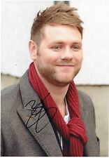 BRYAN MCFADDEN - Signed 12x8 Photograph - MUSIC - WESTLIFE