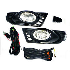 2009 10 11 HONDA CIVIC 4 DOOR SEDAN SPOT LIGHT LAMP FOG LIGHT LAMP PAIR (NOT US)
