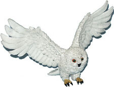 AAA 23206 Large Snowy Owl Model Toy Figurine Replica Decoration - NIP