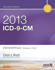 2013 ICD-9-CM for Hospitals, Volumes 1, 2 and 3 Standard Edition, 1e (Buck, ICD-