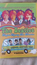 THE BEATLES MAGICAL MYSTERY TOUR MEMORIES DVD ROCKUMENTARY MUSIC