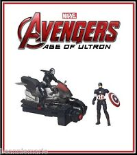 Hasbro Marvel - Avengers Age of Ultron Captain America & Marvel's War Machine