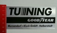 Aufkleber/Sticker: Good Year - Tuning - Tire - Motorsport (060316135)