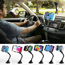 Windshield Car Mount Holder for Smart Cell Phone iPod iPhone LG HTC MP3 GPS NEW