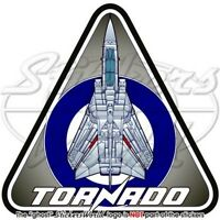 Panavia TORNADO F.3 ADV RAF British Royal AirForce UK Vinyl Sticker, Decal