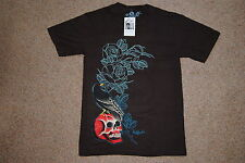 TO DIE FOR CLOTHING DANIEL ALBRIGO RAVEN TATTOO T SHIRT SMALL NEW OFFICIAL