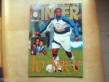 INTER FOOTBALL CLUB=N°11 1996=PAUL INCE=FRESI=CASINO GRAZ=POSTER ANGLOMA/DJORKAE