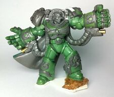 Space Knight. True Scale Marine King of the Space Machines. Ultra Commander.