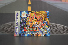 MANUAL OF INSTRUCTIONS OF YU-GI-OH! WORLDWIDE EDITION FOR GAME BOY ADVANCE