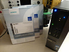 Dell Workstation PC mit Siemens Simatic Step 7 / HDMI / TIA 13 Software