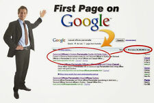HUGE LINK CIRCLE - GET 1ST PAGE ON GOOGLE WITH MAX SEO PACKAGE