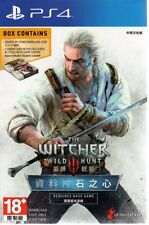 MSRNY PS4 The Witcher 3 Wild Hunt Hearts of Stone DLC + Gwent Chinese + English