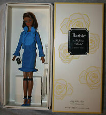 Gold Label Barbie Articulate Chic City Suit Robert Best AA Silkstone NRFB