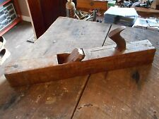 "** Beautiful Antique Spears & Jackson 24"" x 3"" Wood Block Plane **"