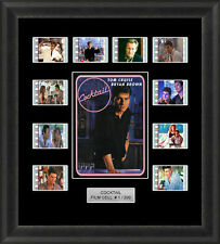 COCKTAIL FRAMED FILM CELL MEMORABILIA TOM CRUISE FILM CELLS