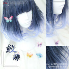 Sweet Women's Lolita Gradient Wig Harajuku Gothic Daily hair Short Cospaly Gfit
