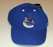 Vancouver Canucks Kids Child NHL Hockey Cap Hat Infant Mighty Mac 12-24 Months