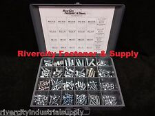 METRIC BOLT NUT & WASHER ASSORTMENT- KIT 490  GRADE 10.9