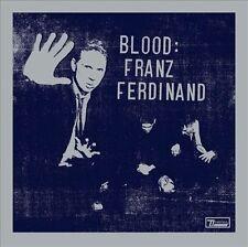 """FRANZ FERDINAND """"BLOOD"""" CD [AS NEW]"""