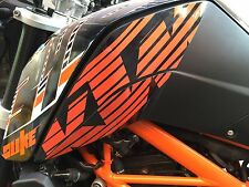 KTM DUKE 125 200 390 Faring Sticker