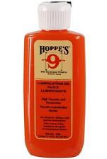 Hoppes 9 Gun Guncare Hunting Rifle Pistol Lubricating Oil 2.25 Oz Bottle NEW