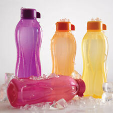 TUPPERWARE WATER BOTTLE 1 LITRE (1000ml) Bottle - 1 Ltr -(4Pc)