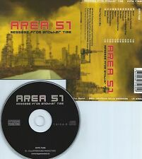 AREA 51-MESSAGE FROM ANOTHER TIME(PROXYON,LASERDANCE,RYGAR.)-SWITZERLAND-CD-NEW-