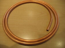 8MM OD x 1.5MTR x 0.71MM SOFT 22G EASY FLARE COPPER FUEL PIPE 5/16 OD