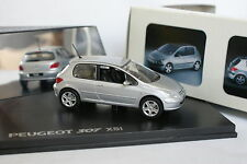 Norev 1/43 - Peugeot 307 XSI Grise