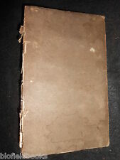 LORD BYRON; English Bards and Scottish Reviewers - A Satire - 1810 - Scarce Poem