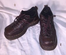 """Doc"" Dr. Martens, Brown Leather, ankle Boots, Size 4?"