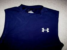 Under Armour Heat Gear Men's Tank T-Shirt Medium